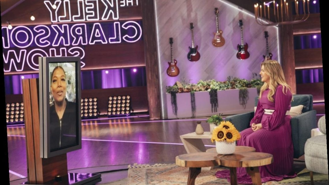 Queen Latifah Revealed Her Favorite Country Songs on 'The Kelly Clarkson Show'