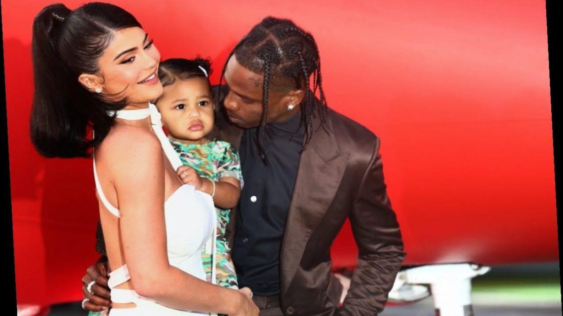 Kylie Jenner Reveals What Her and Daughter Stormi's 2020 Halloween Costumes Are in New Cooking Video