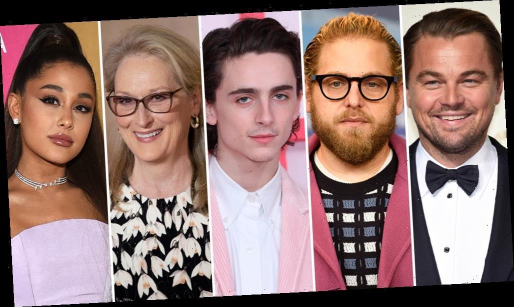 Leonardo DiCaprio, Meryl Streep, Jonah Hill, Timothée Chalamet, Ariana Grande, Cate Blanchett, Others Join Jennifer Lawrence In Netflix's 'Don't Look Up' For Adam McKay