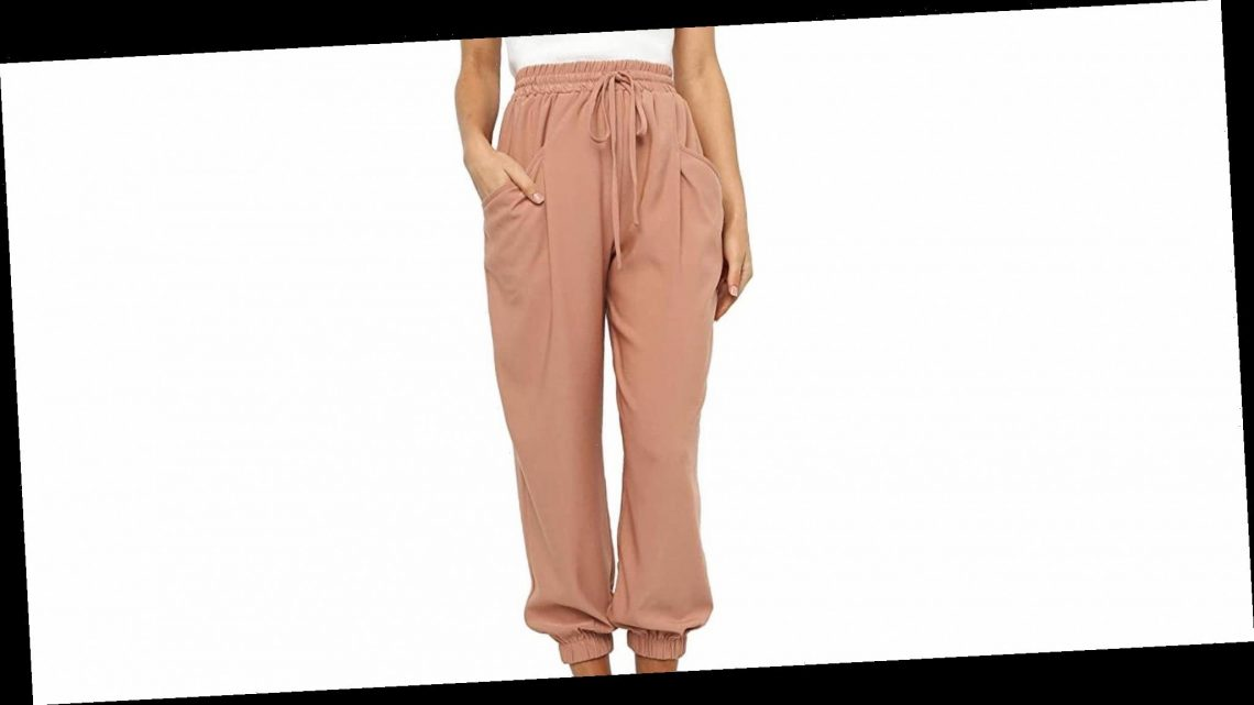 No One Will Guess These Stylish Pull-On Pants Are Actually Joggers