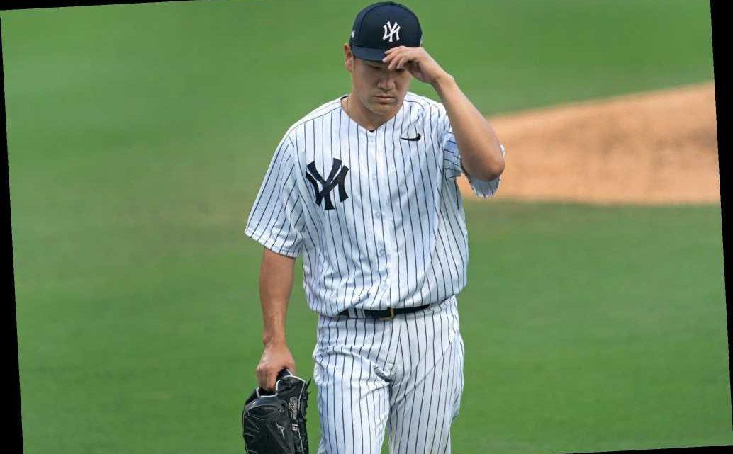 Masahiro Tanaka's Yankees career may have ended in cruelest way possible