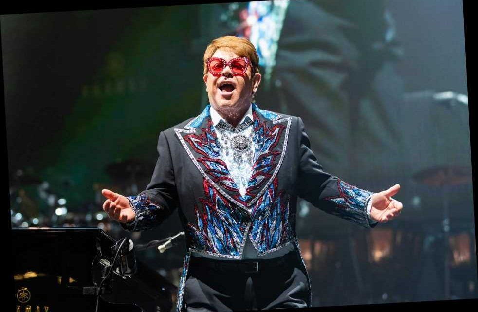 Elton John and ex wife Renate Blauel settle £3m court battle over his autobiography and film