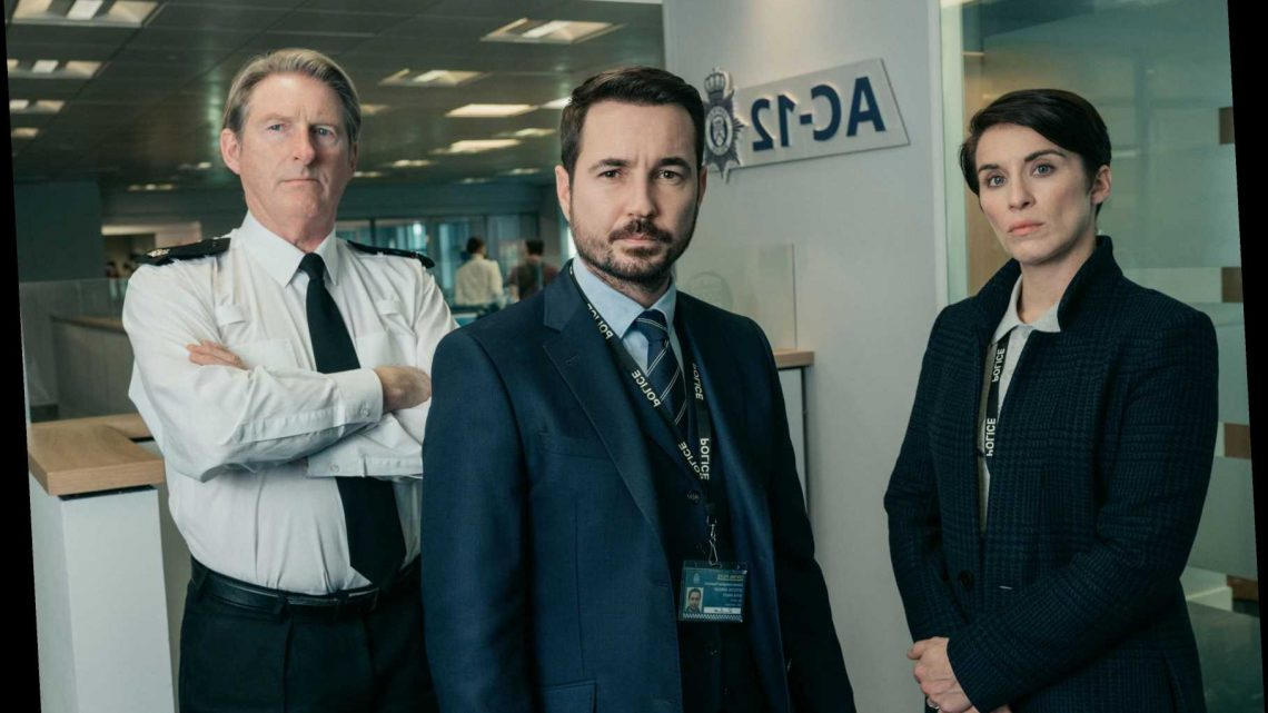 Line of Duty fans livid as Netflix pulls all five series THIS WEEK with no explanation
