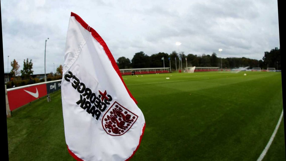 England Under-19s clash with Scotland abandoned at HALF-TIME after positive coronavirus test result