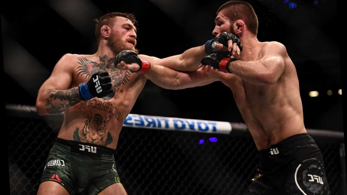 UFC star Khabib tells Conor McGregor he wouldn't do The Ultimate Fighter TV gig opposite Notorious, even for $5BILLION