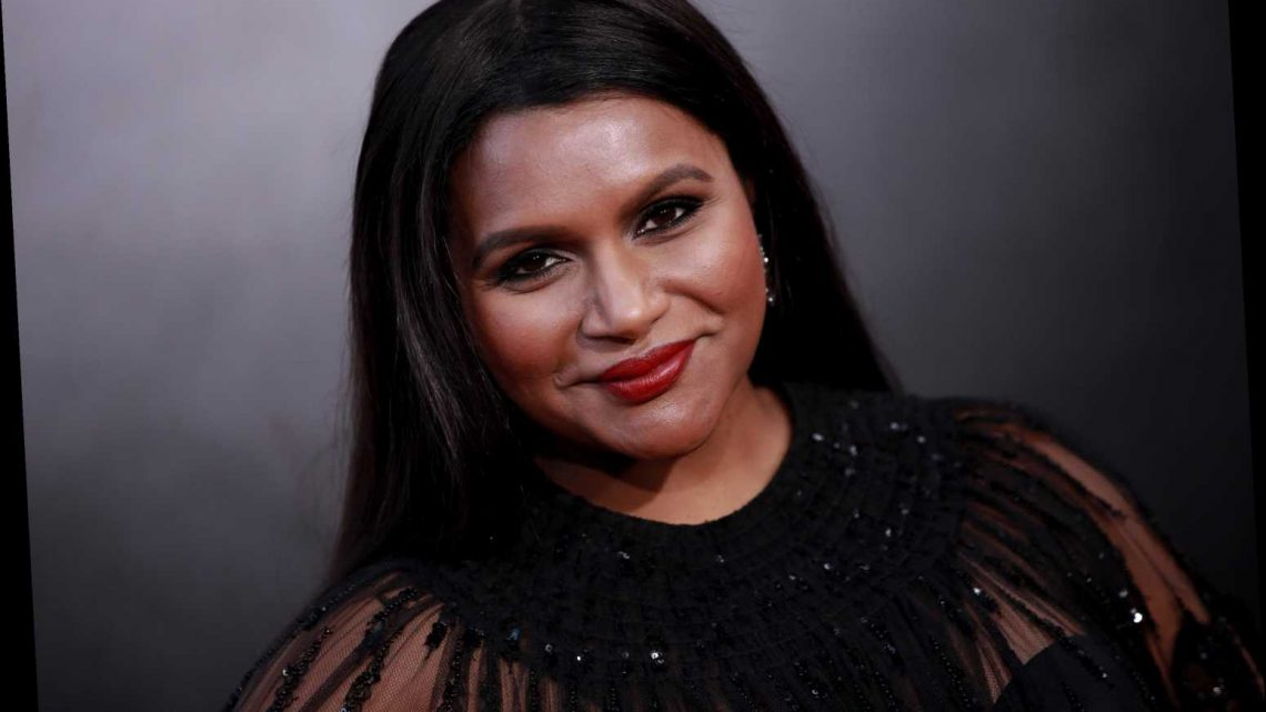 Who is Mindy Kaling's baby daddy?