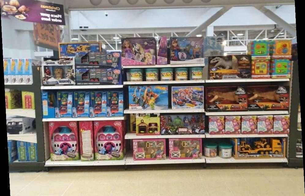 Eagle-eyed shoppers spot Sainsbury's are preparing for a MEGA toy sale – here's how to see what's going to be cut price