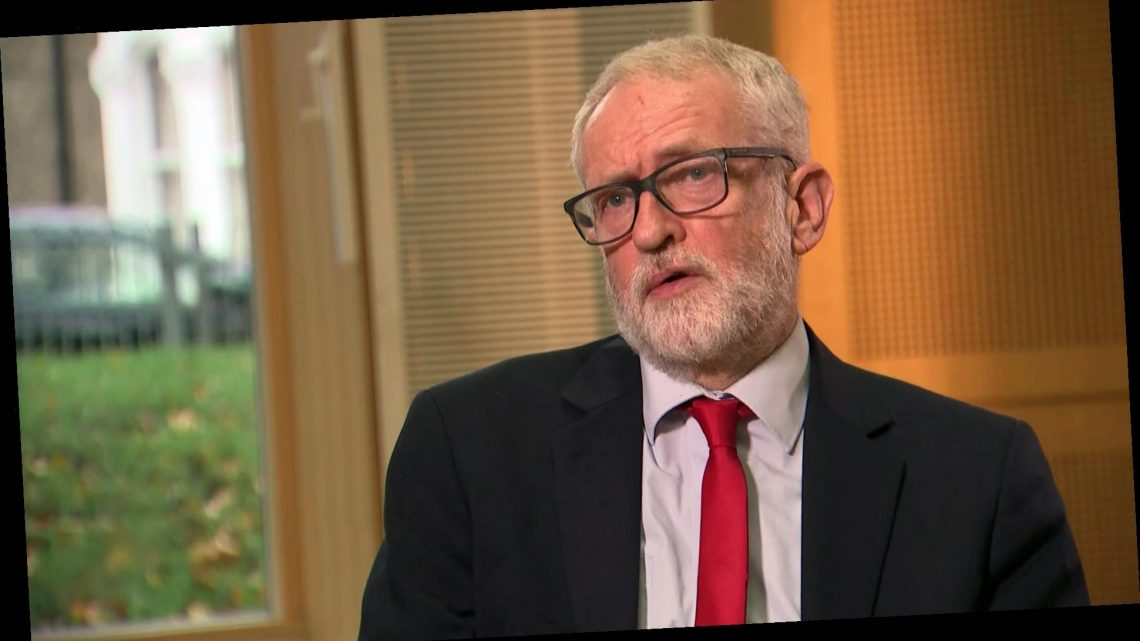 Jeremy Corbyn claimed TV licence on expenses – lumbering taxpayer with cost despite £145k salary