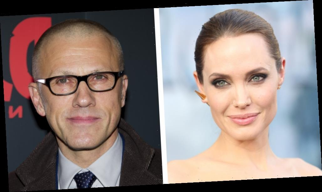 Angelina Jolie & Christoph Waltz In Talks For STX Drama 'Every Note Played'