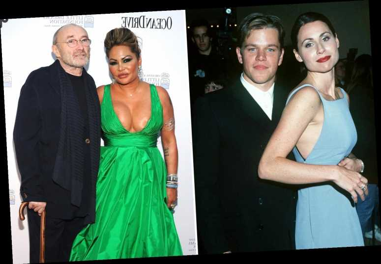 The VERY brutal ways celebs get dumped – from Matt Damon breaking the news on Oprah to Rita Ora finding out on Twitter