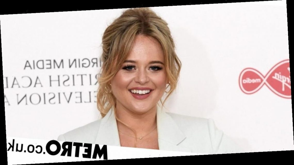Emily Atack receives apologies over vile DMs but grim messages haven't stopped