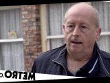 Spoilers: Geoff Metcalfe's major new secret exposed in Corrie