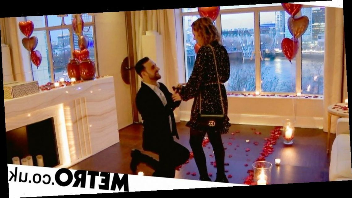 Man spends £10k for one night at The Savoy Hotel to propose to his girlfriend