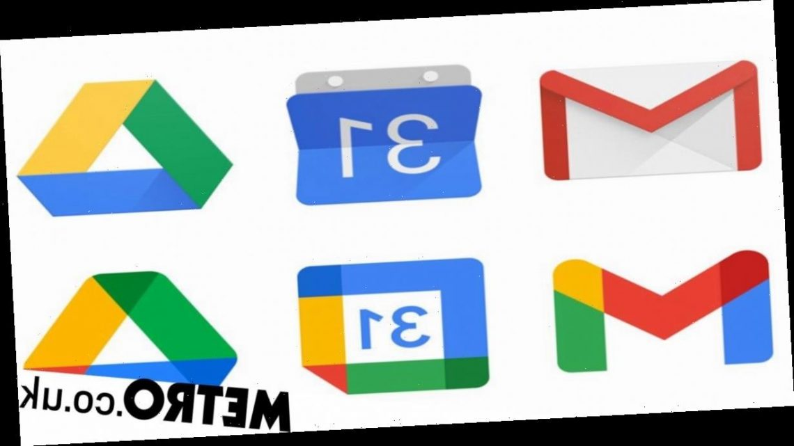 People are very upset about Google's new app icons