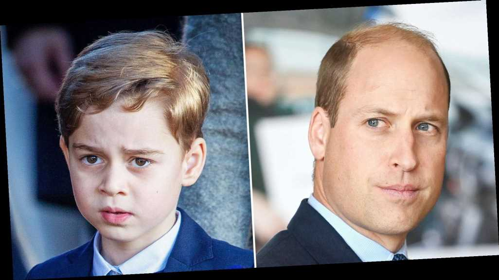 Prince William Recalls Turning Off TV After Prince George Got 'So Sad'