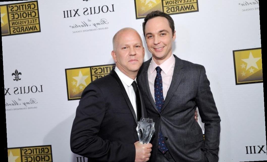 'Big Bang Theory' Star Jim Parsons Explains Why Ryan Murphy Is His Guardian Angel