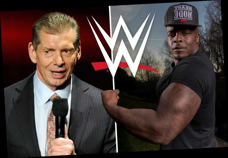 Adebayo Akinfenwa, 38, holds talks with WWE over stunning switch into Vince McMahon's wrestling promotion