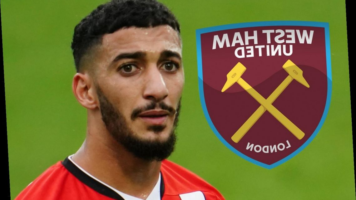 West Ham make £17m transfer bid for Brentford star Said Benrahma with winger's wages not expected to be an issue