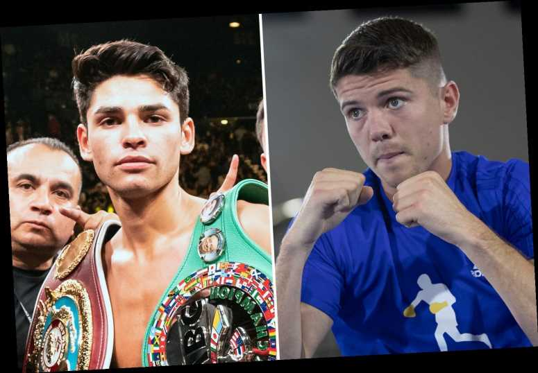 Luke Campbell vs Ryan Garcia fight CONFIRMED for December 5 for WBC interim title with just venue to be decided