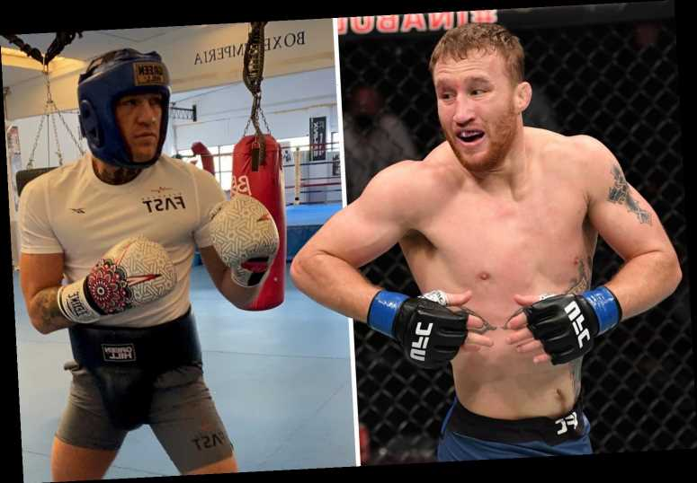 Five UFC fights for Justin Gaethje including Conor McGregor and Tony Ferguson rematch after Khabib shock retirement