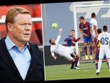 Ronald Koeman rages at technology, saying 'VAR only acts against Barcelona' after El Clasico defeat to Real Madrid