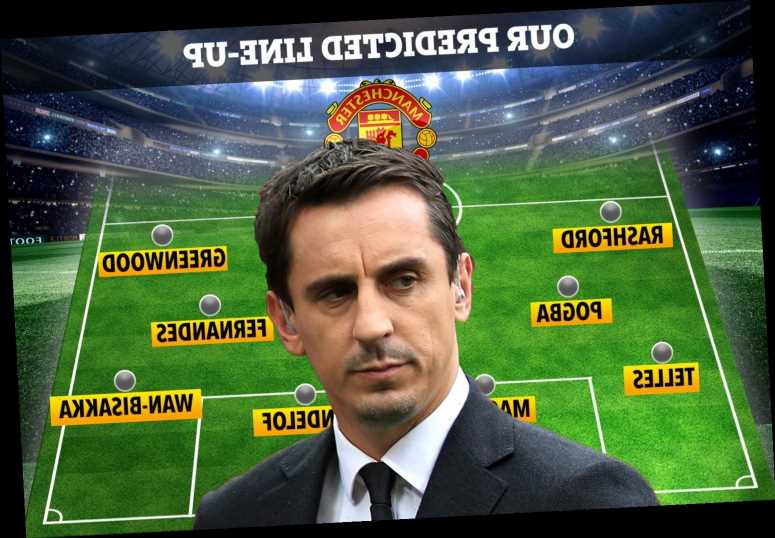 Pogba and Fernandes could be Man Utd's De Bruyne and Silva if Solskjaer changes formation, claims Gary Neville