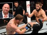 Khabib Nurmagomedov had MUMPS as well as broken foot and toes during UFC 254 camp for Justin Gaethje win, says coach