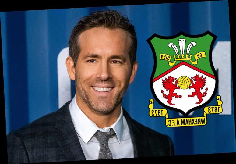 Hollywood stars Ryan Reynolds and Rob McElhenney set for shock takeover of non-league side Wrexham in November