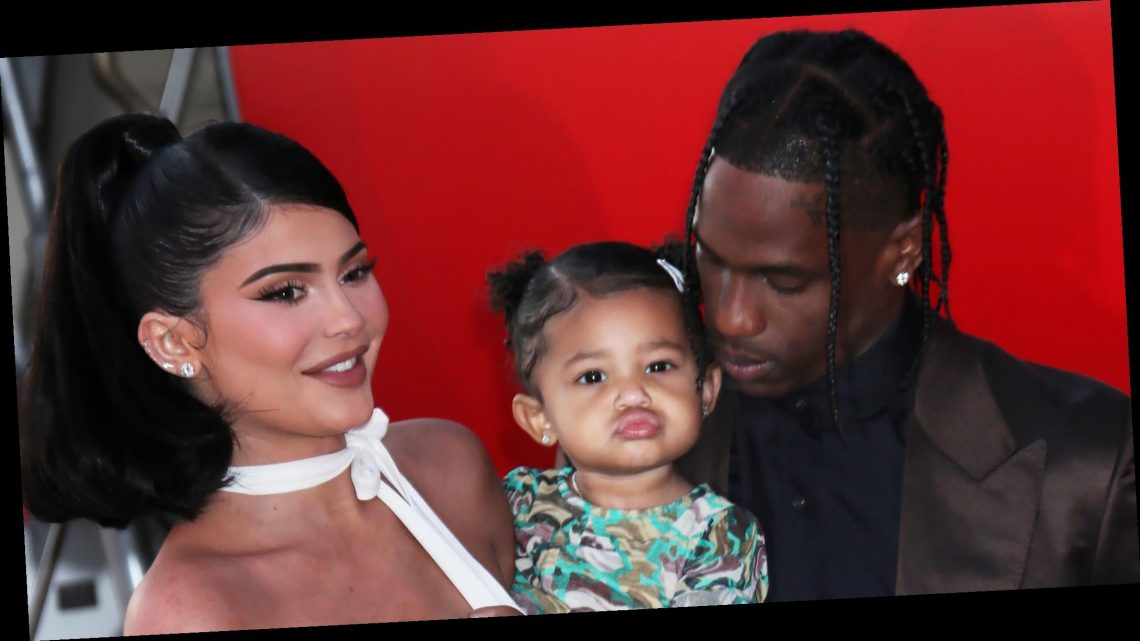 How Travis Scott Is Raising His and Kylie Jenner's 'Strong' Daughter Stormi