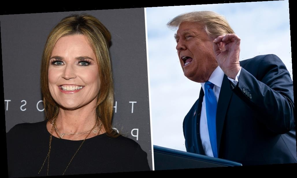 Savannah Guthrie Saves NBC News From Total Town Hall Debacle As She Grills An Irritable Donald Trump — Review