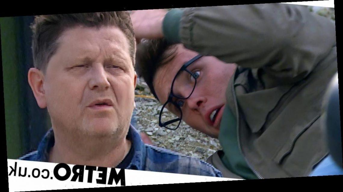 Spoilers: Paul violently attacks son Vinny in huge showdown in Emmerdale
