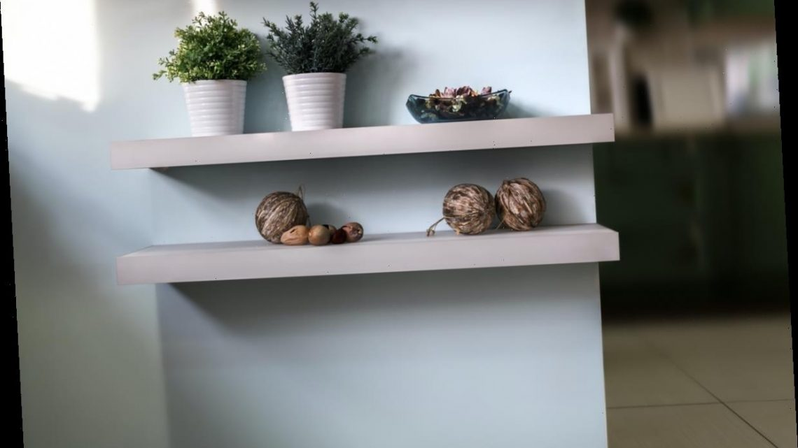 These 7 Floating Shelves Are Stylish & Useful — & They Cost Less Than $30