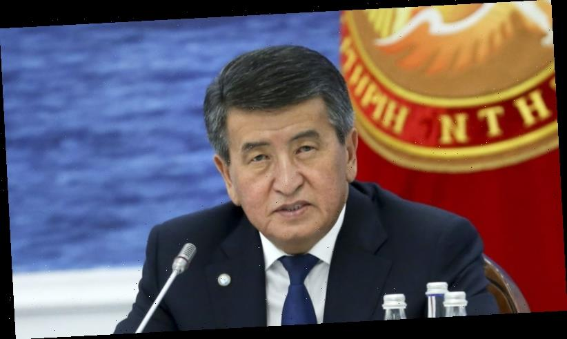 Kyrgyzstan president says ready to resign once new cabinet named
