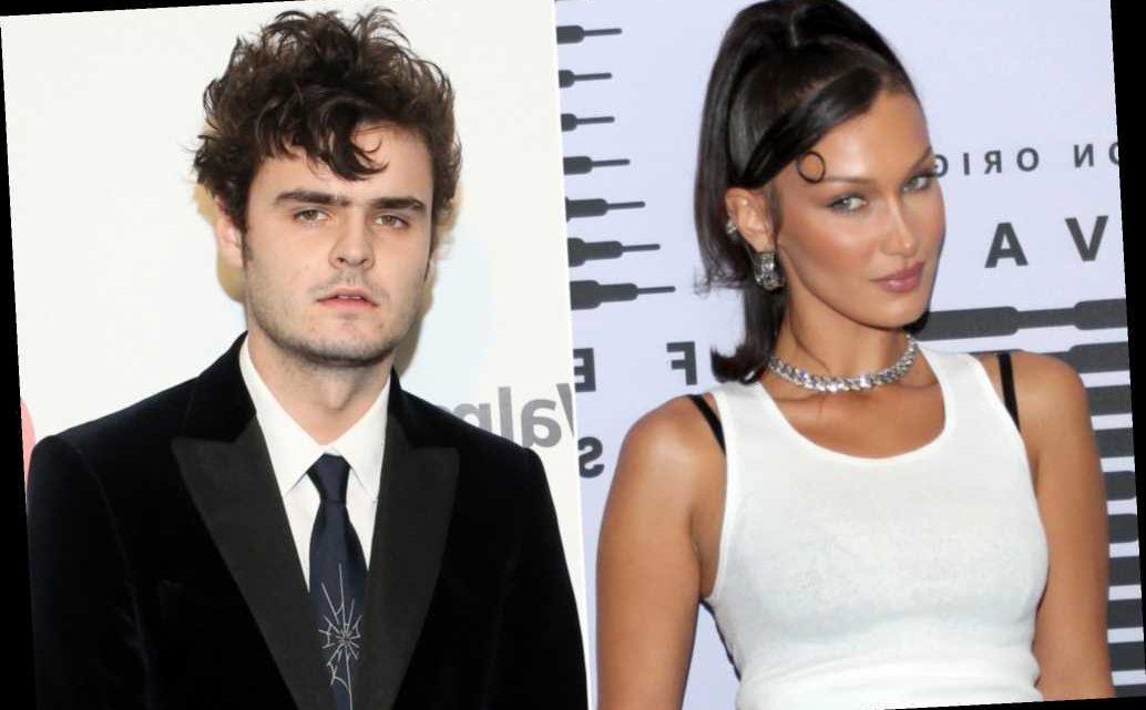 Bella Hadid dating Jack Nicholson's grandson Duke