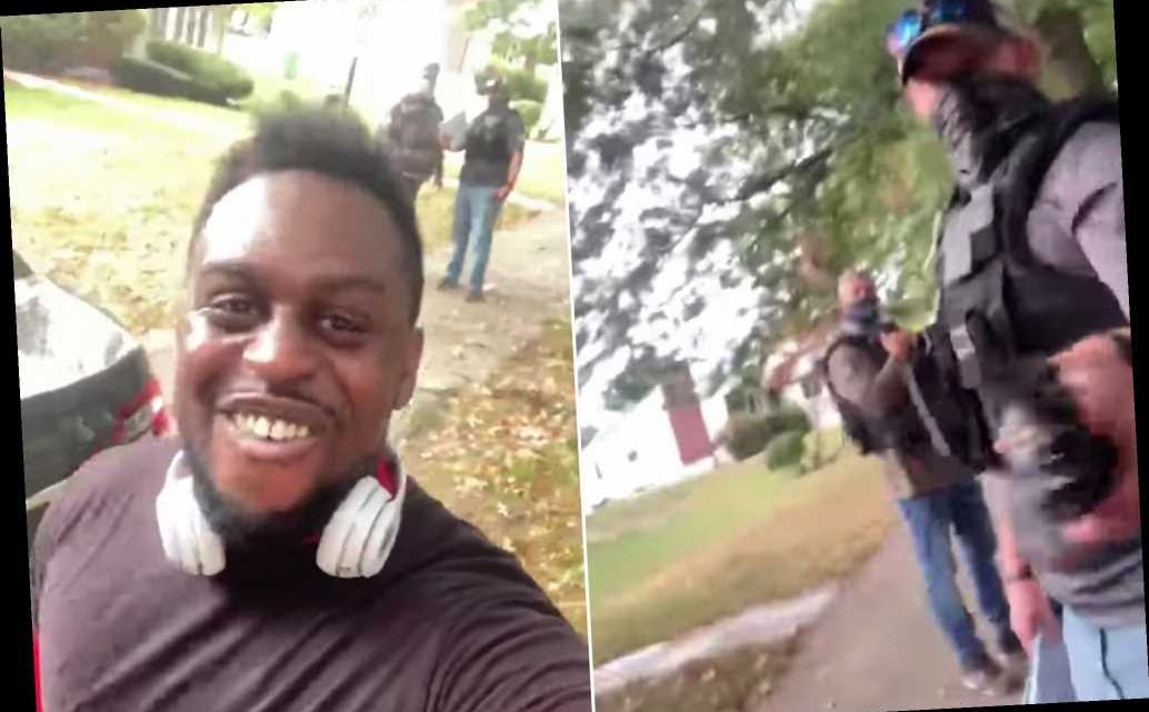 Black man reportedly stopped by ICE agents during jog in Boston