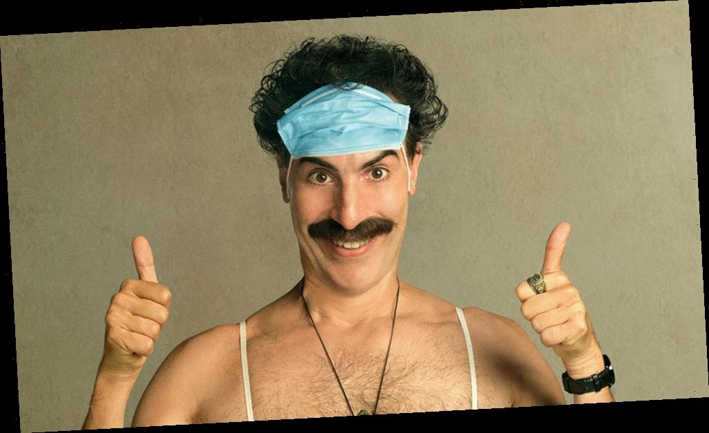 'Borat 2′ Is Streaming for Free on Amazon Prime Earlier Than Planned, Just as Debate Begins!