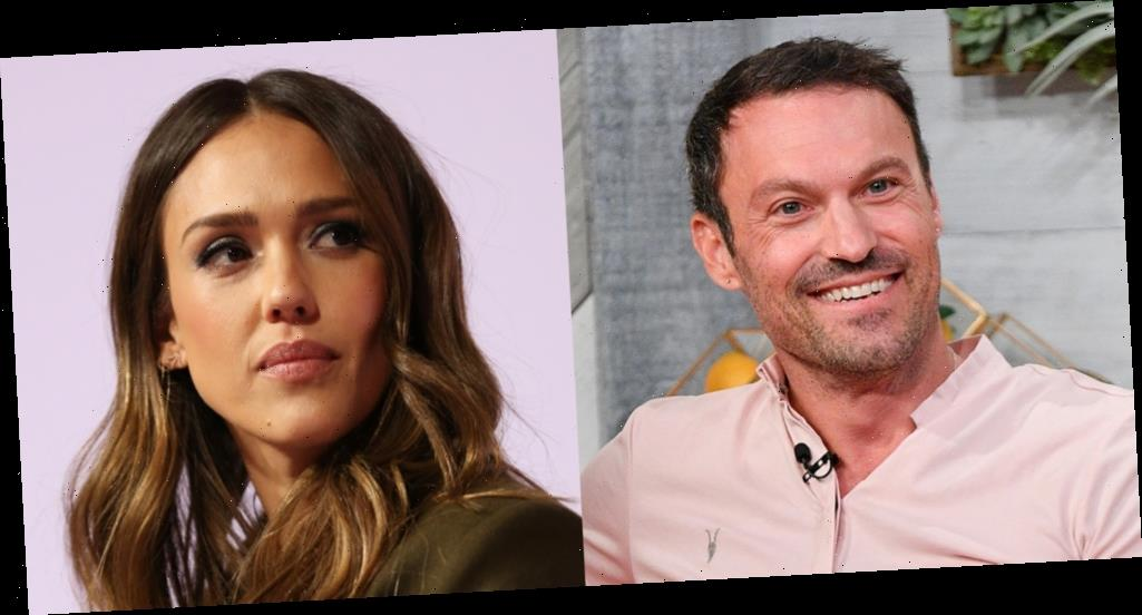 Brian Austin Green Reacts to Jessica Alba's Claim That She Wasn't Allowed to Make Eye Contact on '90210′ Set