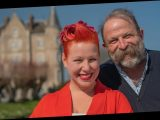 Escape to the Chateau stars Dick and Angel Strawbridge reveal new calendar range