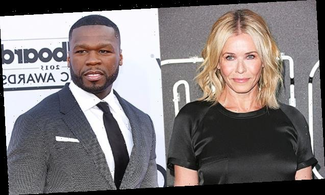 Chelsea Handler & 50 Cent: How The Exes Really Feel About Each Other Amid Twitter Feud Over Donald Trump