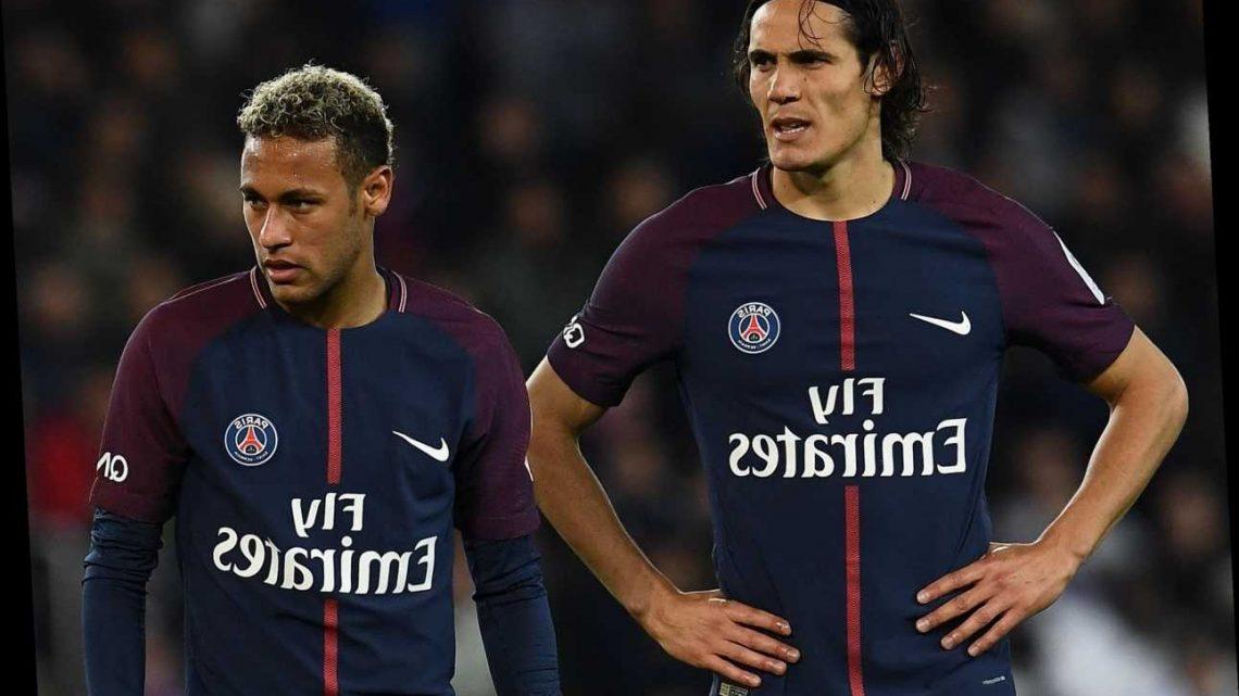 Man Utd new boy Edinson Cavani opens up on turbulent relationship with Neymar – including incredible 2017 penalty row