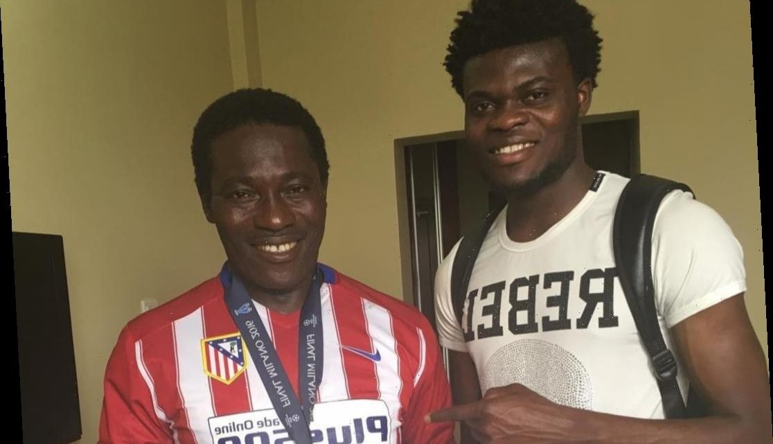 Thomas Partey's dad reveals new Arsenal star waited for 'bigger team' to come in for him amid Chelsea interest