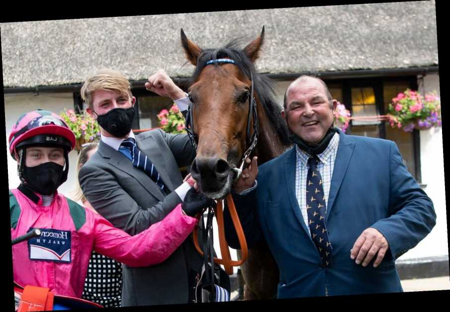 Champions Day: Roger Teal hopeful 'one-in-a-million' Oxted can ensure another party to remember for the team