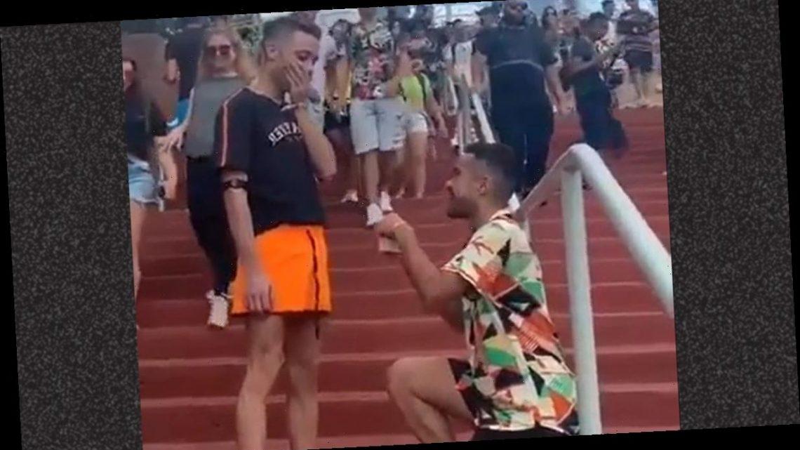 Brazilian Man's Proposal Backfires in The Best Possible Way