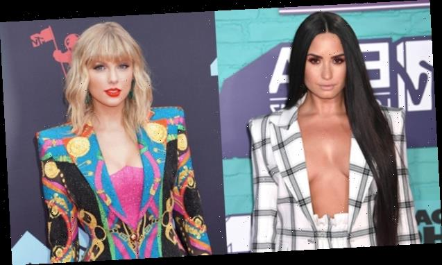 Demi Lovato Supports Taylor Swift For Speaking About Politics: 'Damned If You Do, Damned If You Don't'