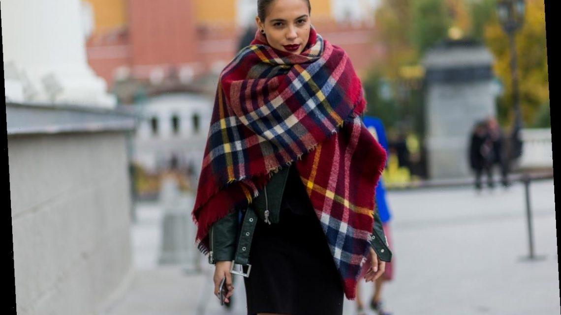 The 10 Best Blanket Scarves