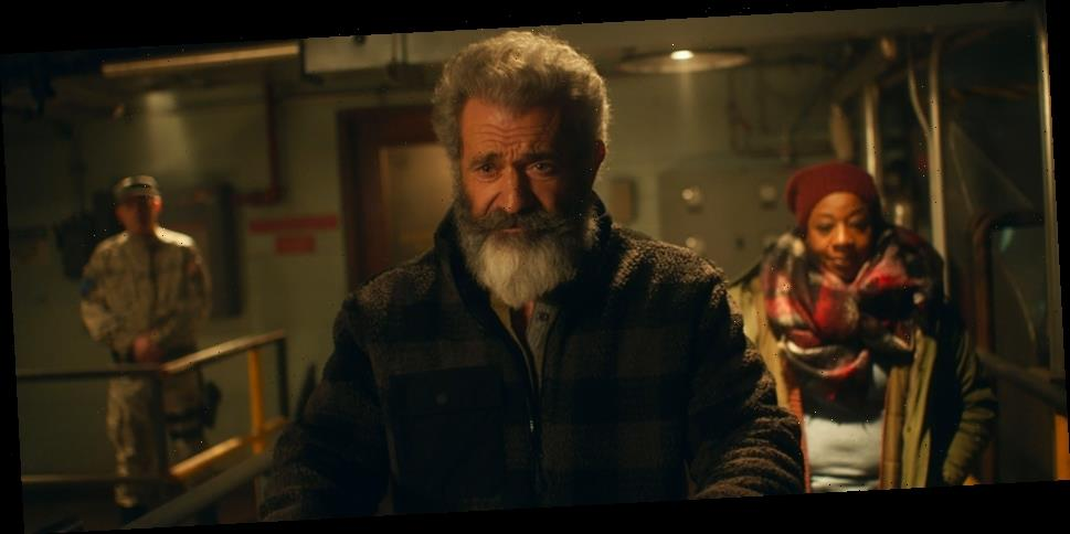 'Fatman' Trailer: Mel Gibson is a Miserable Santa Claus, and Walton Goggins is the Hitman Trying to Kill Him