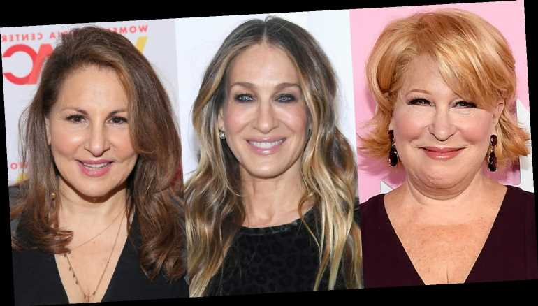Bette Midler, Sarah Jessica Parker, & Kathy Najimy Reunite for 'Hocus Pocus' Special – See the Pic!