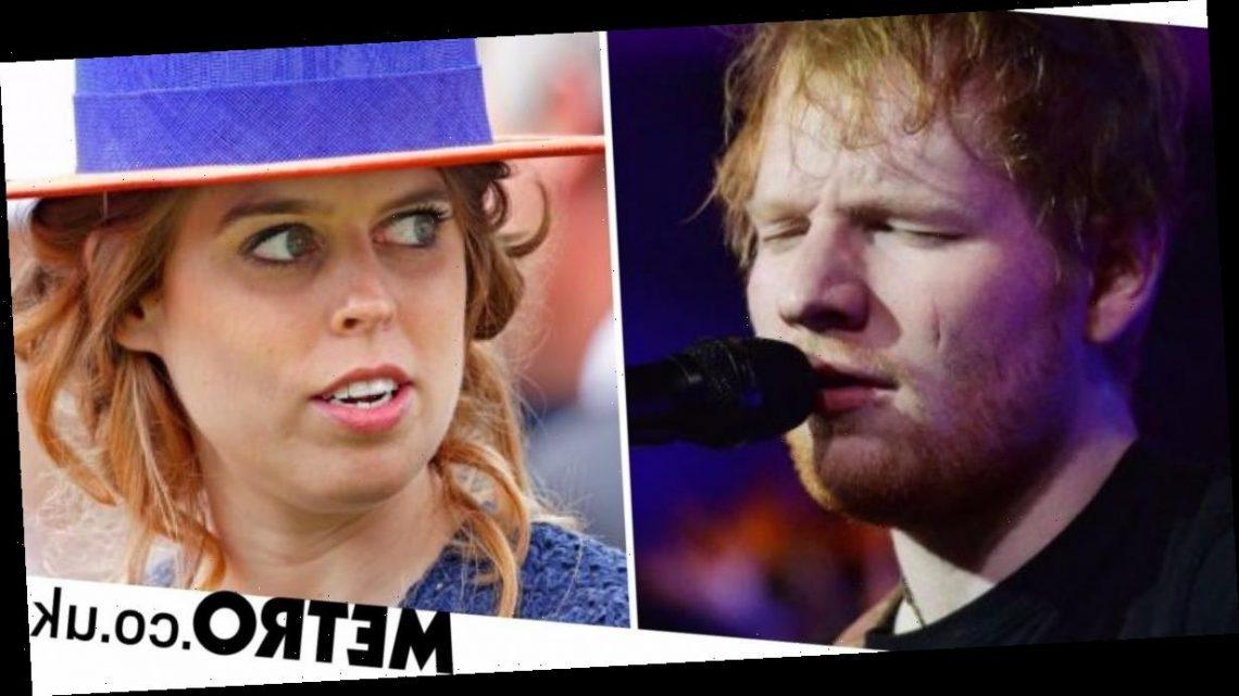 Ed Sheeran's manager calls Princess Beatrice 'f**king idiot' after sword 'slice'