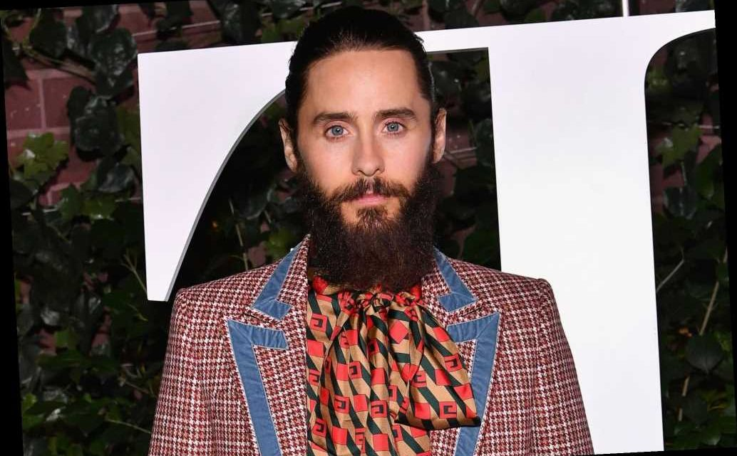 Jared Leto Posts Shirtless 'Hump Day' Photo Encouraging Fans to Get Out and Vote