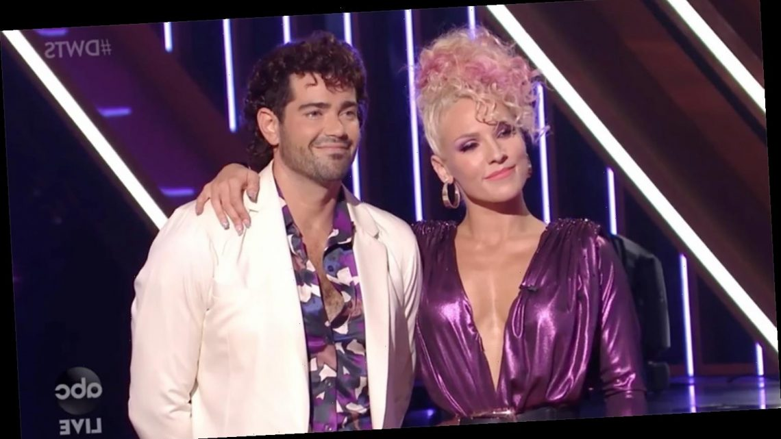 Dancing with the Stars Elimination! Find Out Who Was Sent Home During '80s Night — 'This Is a Bit of a Shock'
